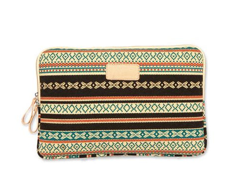 Bohemian Series Laptop Case - Curve and Cross