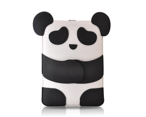Wool Series Laptop Case - Panda