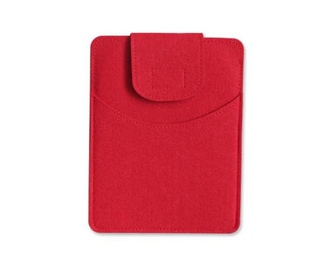 Wool Series MacBook Case - Ninja Red