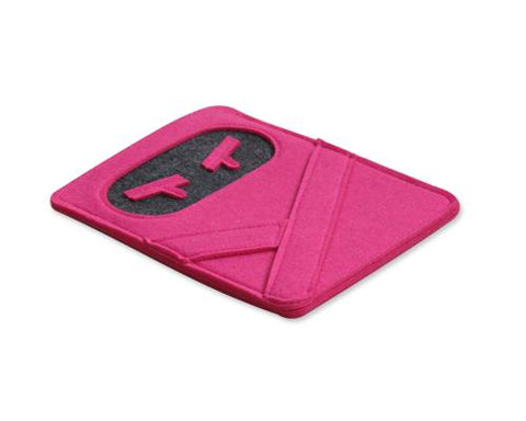 Wool Series MacBook Case - Ninja Magenta