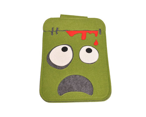 Wool Series MacBook Case - Zombie Brain Damage