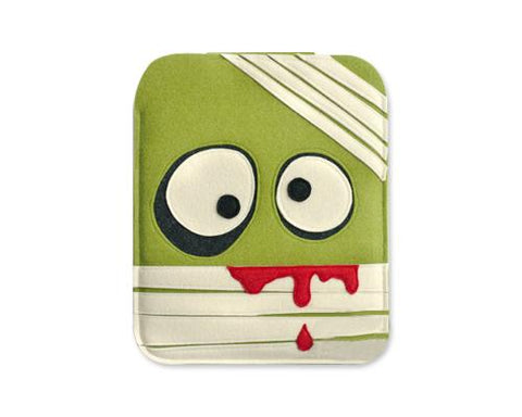 Wool Series MacBook Case - Zombie Residual Mouth