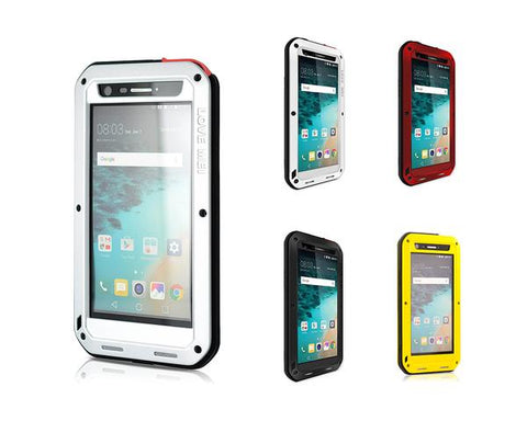 Waterproof Series LG Metal Phone Case
