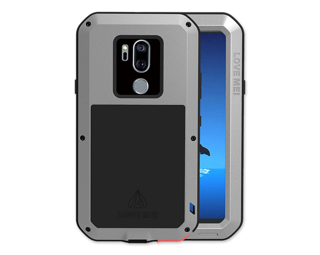 LG G7 Waterproof Case Shockproof Metal Phone Case