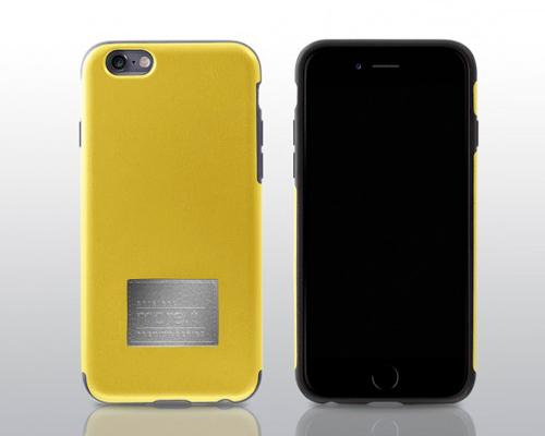 More-Thing Classic Collection Series iPhone 6 and 6S Case-Yellow