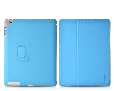 Odoyo AirCoat Series iPad 4 Case - Blue