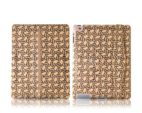 ODOYO x Johanna Ho Designer iPad 4 The New iPad Leather Case - Vintage