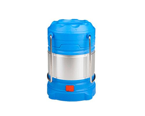 Camping Portable Lantern for Outdoors - Blue