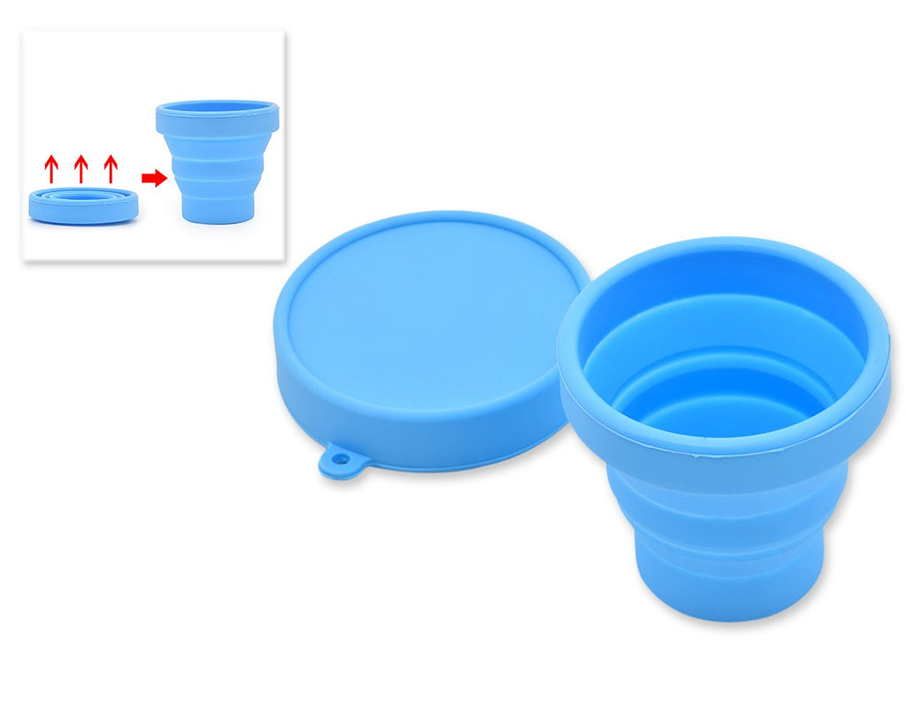 160ml Outdoor Camping Collapsible Cup