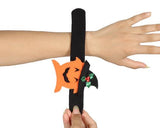 Halloween Party Costumes Slap Bracelet - Smile Pumpkin