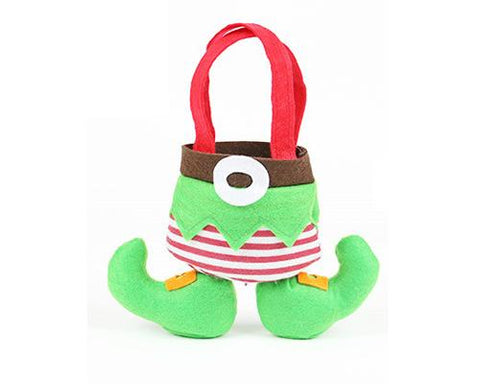 Elf Pants Style Christmas Gift Candy Bags