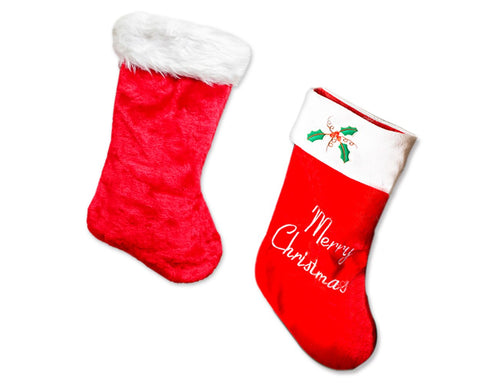 21'' Christmas Present Stocking