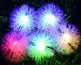 220V 5M Christmas Decoration Snowflake 50 LED String Light