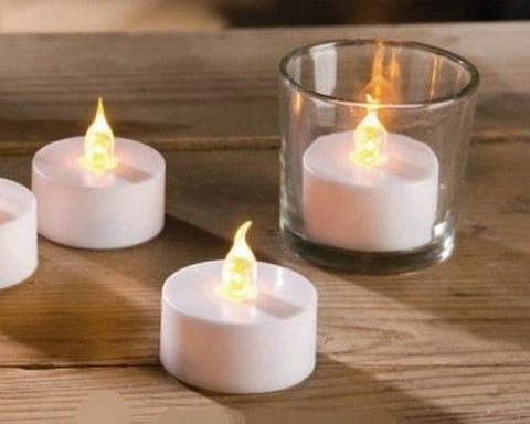 6 Pcs Flameless LED Light Candle Set