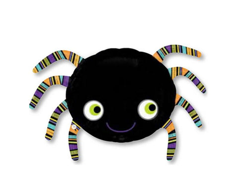 Halloween Party Decoration Spider Helium Foil Balloon