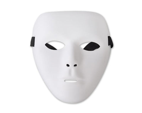 Halloween Party JabbaWockeez America's Best Dance Blank Male Mask