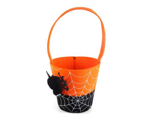 Spider Halloween Candy Bag