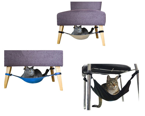 Cat Hammock Bed with Adjustable Velcro