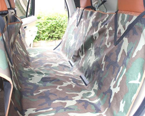Deluxe Series Pet Car Seat Cover for Dog