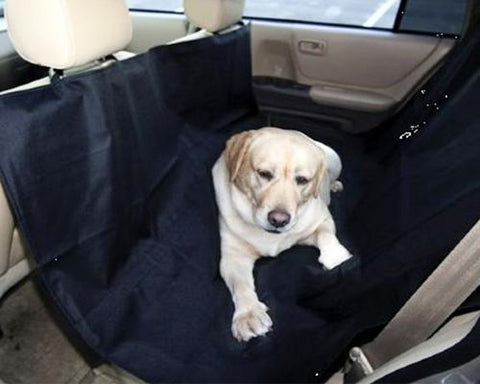 Deluxe Series Pet Dog Car Seat Cover