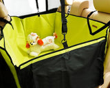 Dog Car Hammock Safe Seat Cover for Pets