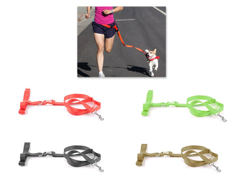 Hands Free Series Pet Dog Harness for Running Jogging Biking