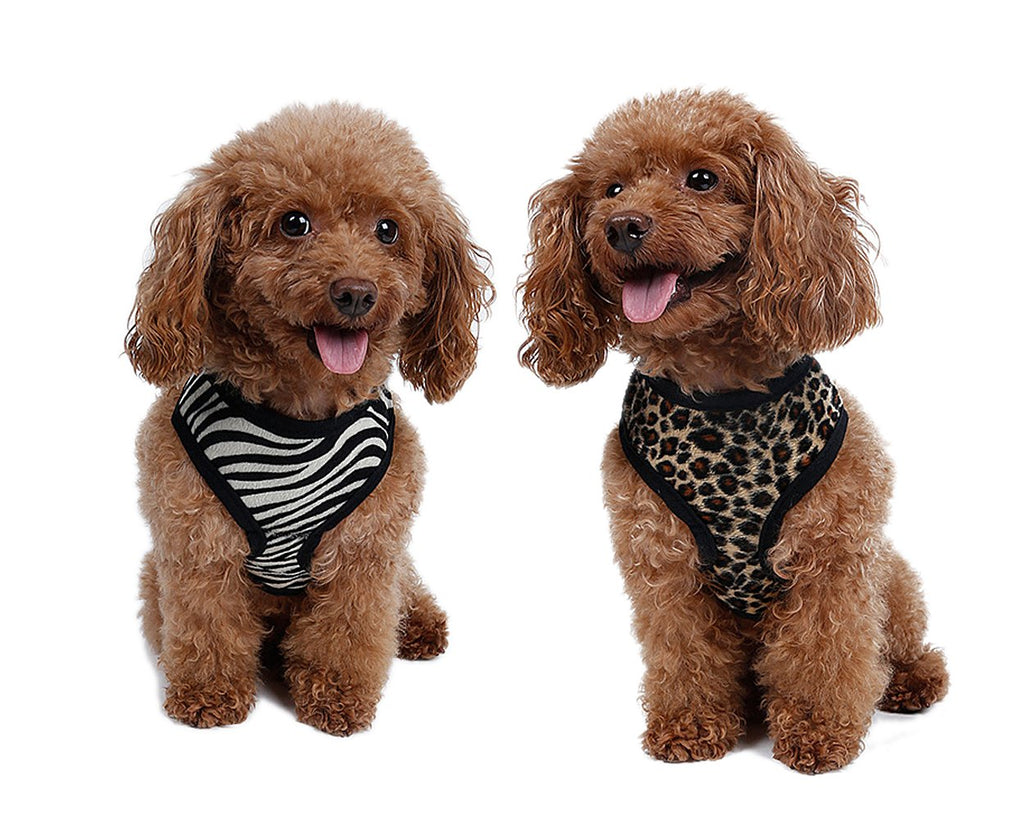Cotton Fabric Series Pet Dog Harness