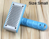 Pet Self Cleaning Slicker Brush Grooming Comb