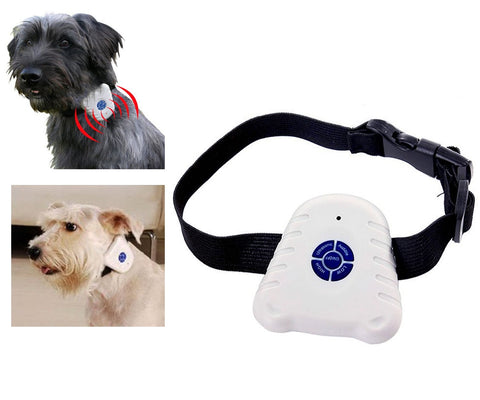 Ultrasonic Anti Dog Bark Collar Bark Stopper