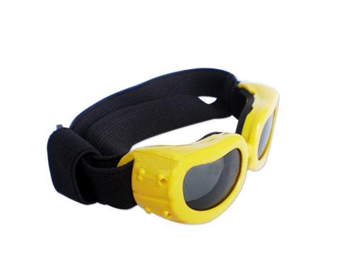Cool Series Pet Dog Sunglasses - Yellow