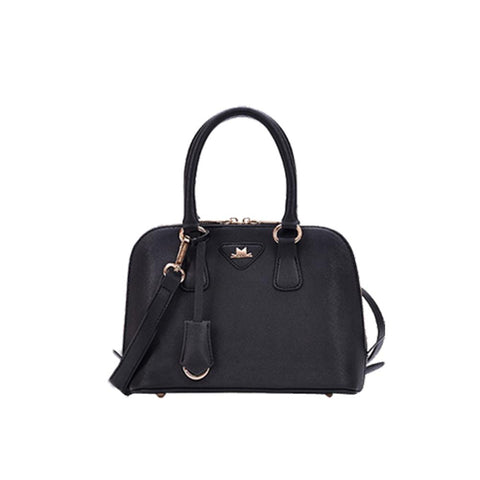 Generous Women Leather Messenger Shoulder Handbag