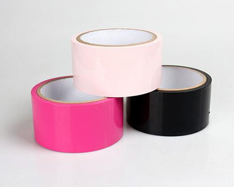 52 Feet No Glue Fetish SM Bondage Adhesive Tape