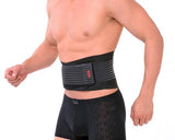 Weight Loss Waist Trimmer for Men - Black