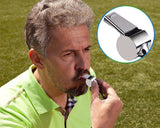 Referee Whistles with Lanyards