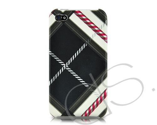 Tartan Series iPhone 4 and 4S Case - Black