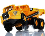 3 Pcs Alloy Diecast Construction Car Toy Models