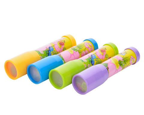 Classic Toy Kaleidoscope With Rotatable Top