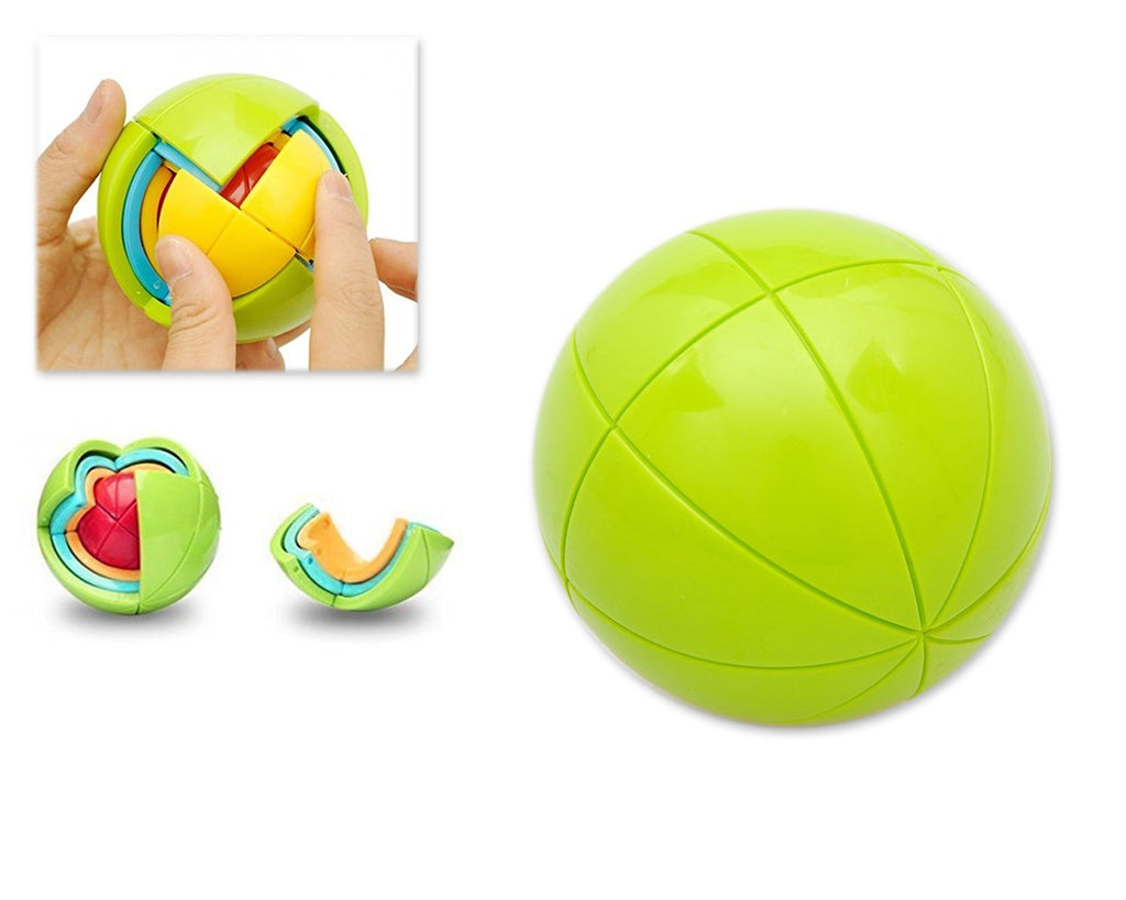 3D Puzzle - Intelligence Ball