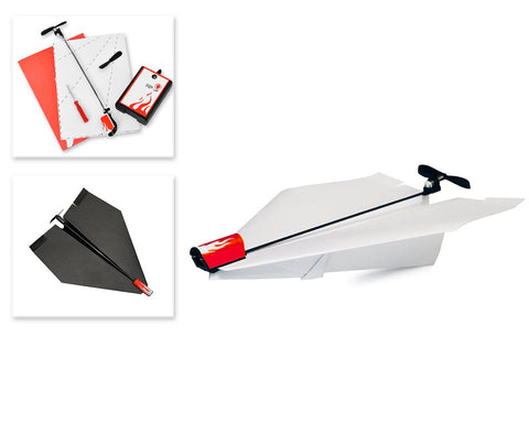 Power up Electric Paper Plane Conversion Kit - Black