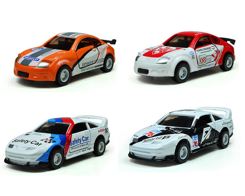 Racing Series Alloy Toy Model Car