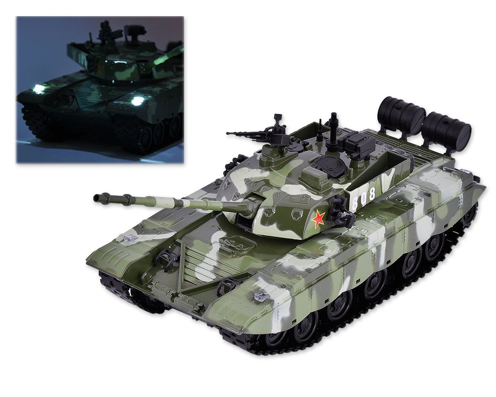1:32 Alloy Diecast PRC Type 99 Main Battle Tank Toy Model