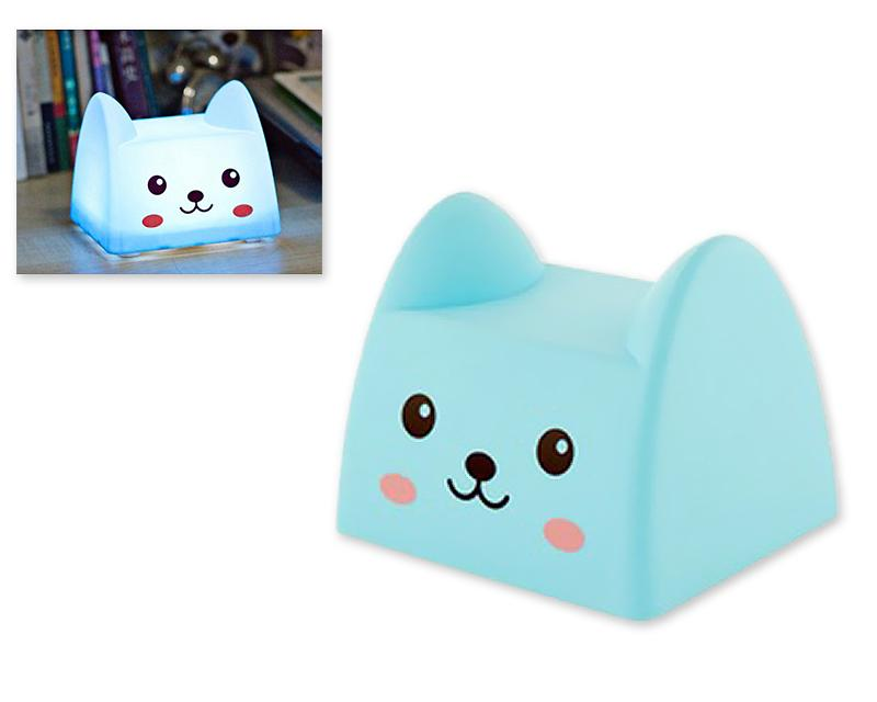 Cartoon USB Charging LED Nursery Night Light for Children - Dog