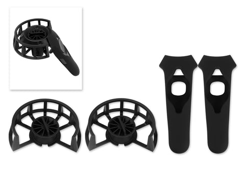 Protective Cages and Silicone Covers for HTC Vive Controllers
