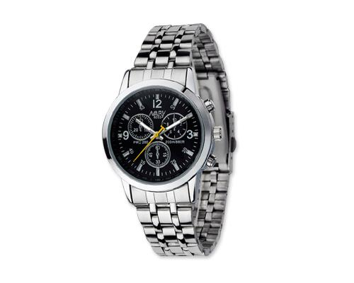 NARY Fashion Sport Army Stainless Steel Men Watch