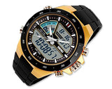 SKMEI Pioneer Waterproof Chronograph Men's Sports Watch