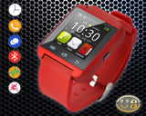 U8 Bluetooth Sport Smart Watch Android Smartphones