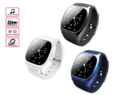 Rwatch M26 Bluetooth Smart Watch for Apple IOS / Android