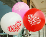 Sweet Love Wedding Party Decor Latex Balloons