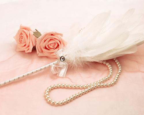 Long Feather Pen for Wedding