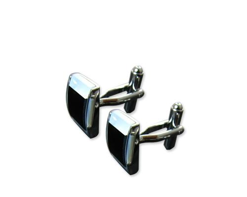 Wedding Groom Square Shirt Cufflinks for Men Cuff links - Classic